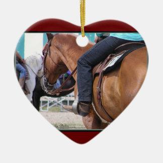 Ornamento occidental del caballo ornato