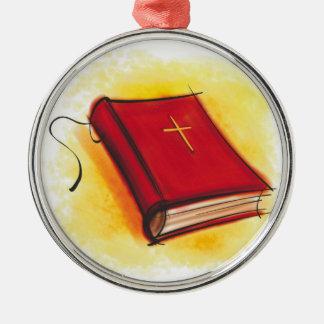 Ornamento: Ornamento del navidad de la biblia Adorno De Navidad