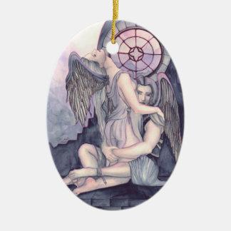Ornamento oscuro de la fe ornamente de reyes