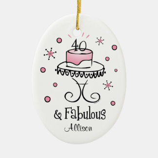 Ornamento personalizado 40 fabulosos adorno de navidad