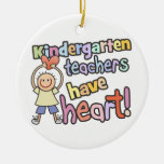 Ornamento personalizado de los maestros de jardín  ornamento de navidad