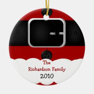 Ornamento personalizado juego del navidad de Papá Ornamentos Para Reyes Magos