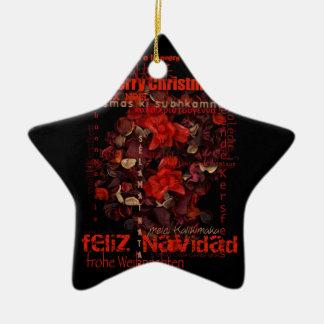 Ornamento personalizado Noel de Navidad del Ornamento Para Reyes Magos