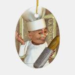 Ornamento personalizado panadería francesa ornato