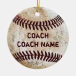 Ornamento PERSONALIZADO regalos del entrenador de Ornamentos Para Reyes Magos