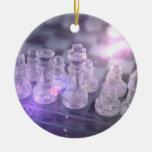 Ornamento principal del ajedrez ornamento para reyes magos
