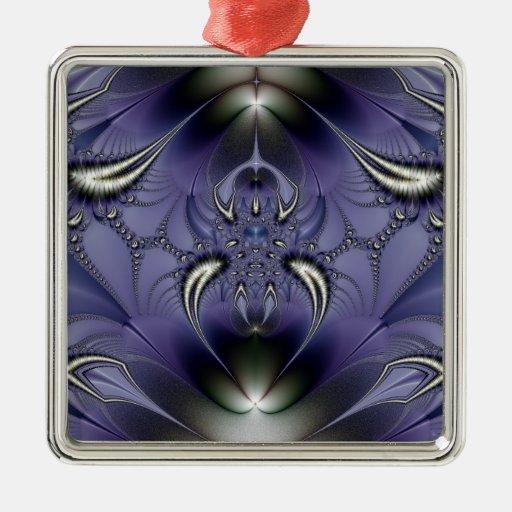 Ornamento púrpura adorno