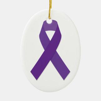 Ornamento púrpura de la conciencia adorno para reyes
