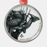 Ornamento redondo superior de Dragongiant Ornato