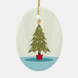 Ornamento retro del árbol de navidad ornamento para reyes magos