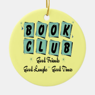 Ornamento retro del círculo de lectores - buenos ornamente de reyes