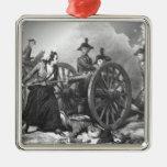 Ornamento revolucionario del cañón de la jarra de  adorno