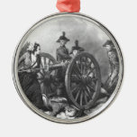 Ornamento revolucionario del cañón de la jarra de  ornato