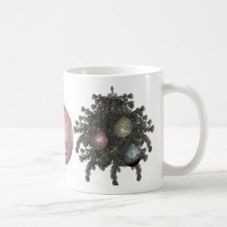 Ornamento rosado Drinkware del brillo Tazas De Café