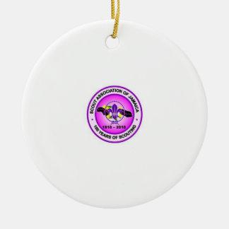 Ornamento ScoutJamaica100 Ornamentos De Reyes Magos