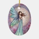 Ornamento susurrante del Faerie del viento Ornamentos De Reyes