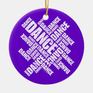 Ornamento tipográfico de la danza (apenada) ornatos