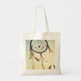 Ornamento tribal del colector del sueño del bolsa tela barata