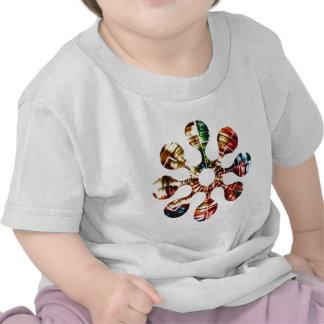 Ornamento V15 - Serie del rojo de la chispa Camiseta