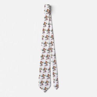 Ornamentos de cristal lindos del navidad, corbata personalizada