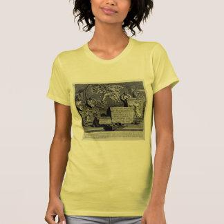 Ornamentos de Juan Piranesi- en estuco Camiseta