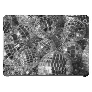Ornamentos de la bola de discoteca funda para iPad air