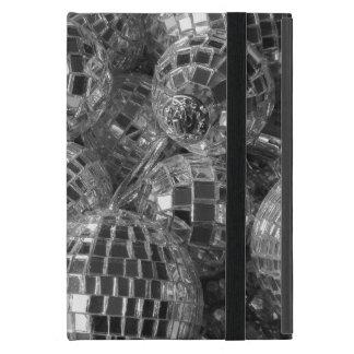 Ornamentos de la bola de discoteca iPad mini cárcasas