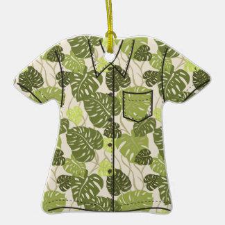 Ornamentos de la camisa de hawaiana de la ornamento para reyes magos