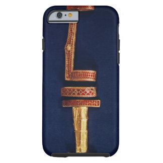 Ornamentos de la espada del tesoro de Childeric I Funda De iPhone 6 Tough