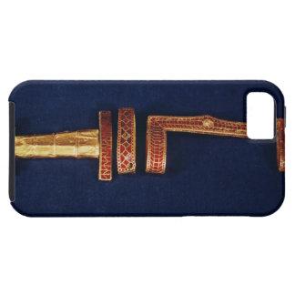 Ornamentos de la espada del tesoro de Childeric I  iPhone 5 Case-Mate Carcasas