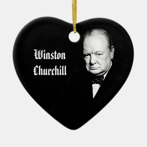 Ornamentos de Winston Churchill Ornato