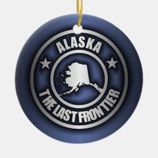 """Ornamentos decorativos de acero de """"Alaska"""" (azule Ornamentos Para Reyes Magos"""
