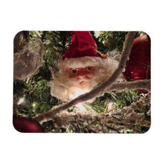 Ornamentos del árbol de Santa bolas rojas del nav Iman Flexible