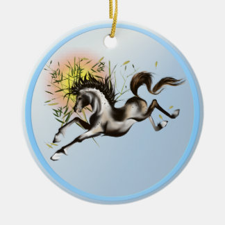 Ornamentos del caballo de Runnung Ornatos