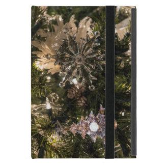 Ornamentos del día de fiesta iPad mini coberturas