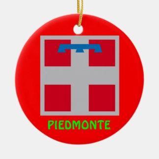 Ornamentos del navidad de Piedmonte* Italia Ornamento De Reyes Magos