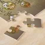 Ornamentos del oro puzzles