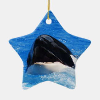 Ornamentos del sonido de la ballena adorno para reyes