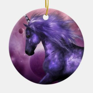 Ornamentos del unicornio adornos