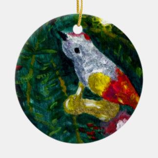 Ornamentos del vintage adornos de navidad