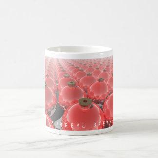 Ornamentos en la taza morphing