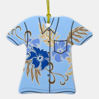Ornamentos hawaianos de la camisa de hawaiana de ornamento para reyes magos