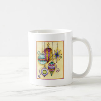 Ornamentos modernos taza de café