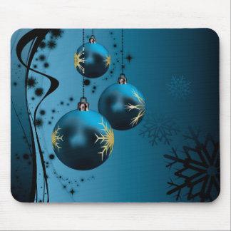 Ornamentos Mousepad del navidad Alfombrillas De Ratón