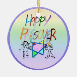 Ornamentos muy coloridos de un Passover Ornaments Para Arbol De Navidad