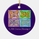 Ornamentos pendientes inspirados de encargo de la  ornaments para arbol de navidad