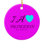 i  [Love heart]   princeton &  roc royal i  [Love heart]   princeton  Ornaments