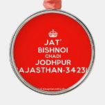 [Crown] jat' bishnoi chadi jodhpur rajasthan-342312  Ornaments