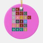 name  jade  jalisa jessica love  ogarro    Ornaments