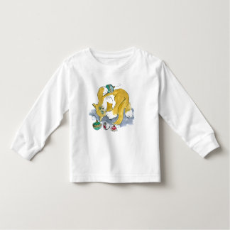 Ornaments and Sammy the Contortionist Toddler T-shirt